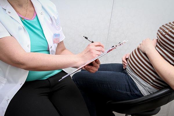 trudnicko bolovanje trudnica kod ginekologa