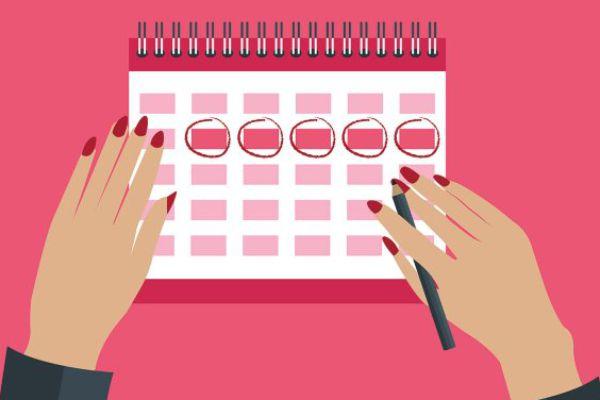 Menstruációs ciklus háttere
