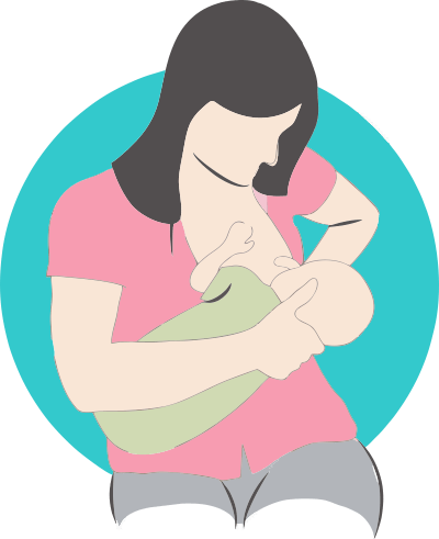szoptatás keresztezet bölcsőtartás